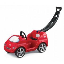 Masina Mobile Tikes cu maner pentru impins Rosie