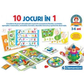 10 Jocuri In 1
