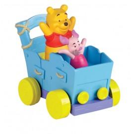 Winnie the Pooh vagonul Push 'n' Play Winnie