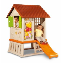 Casuta copii Winnie The Pooh - Cabana | Smoby