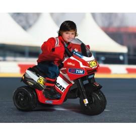 Tricicleta electrica - Ducati Desmosedici Peg Perego