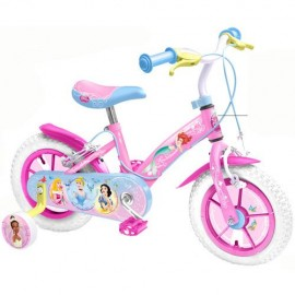 Bicicleta copii Disney Princess 14 inch - Stamp
