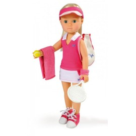 Mademoiselle Papusa Sport Tenismena - Smoby