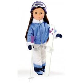 Mademoiselle Papusa Sport Ski - Smoby