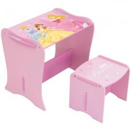 Masuta copii si scaun Disney Princess