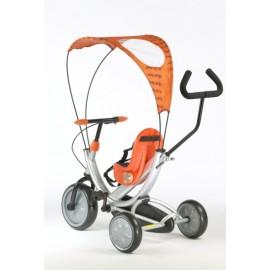 Tricicleta OKO Orange cu parasolar - Italtrike
