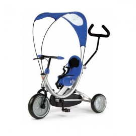Tricicleta OKO Blue cu parasolar - Italtrike