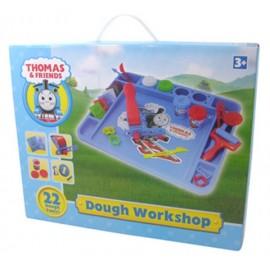 Thomas mini atelier de lucru pentru plastilina - New World Toys