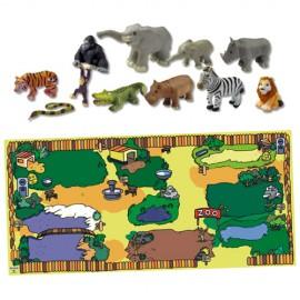 Set de joaca Zoo - Miniland