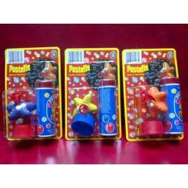 Pachet PROMO 12 seturi jucarii baloane de sapun Pustefix STELUTE DE MARE