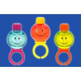 Set 50 Ineluse Smiley cu baloane de sapun