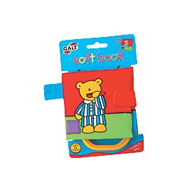 Galt - Softbook Teddy's Day - Carte plus De ziua lui Teddy