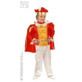 Costum Micul Print Rosu