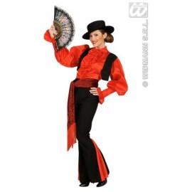 Evantai Dantela - Accesoriu Carnaval