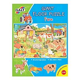 Puzzle gigant de podea Ferma - Farm