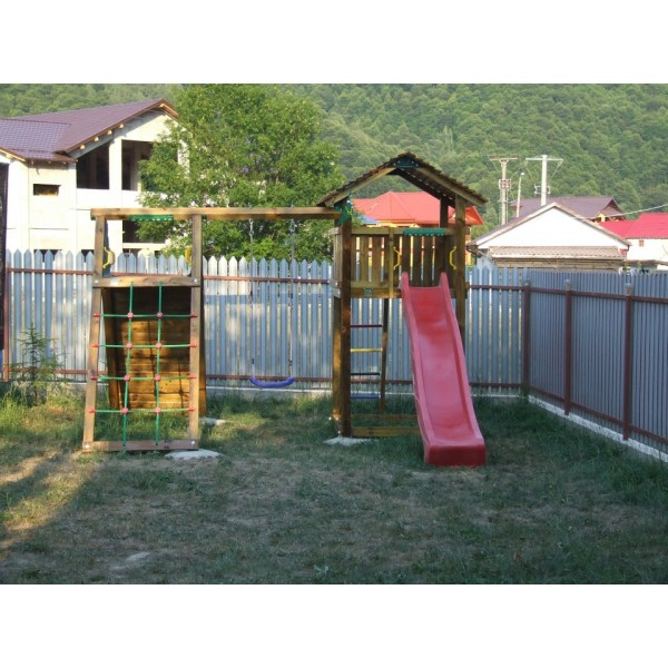 jungle gym Cottage + Modul Climb