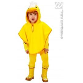 Costum Poncho Pui