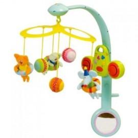 Taf Toys - Carusel Muzical cu animale