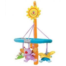 Taf Toys - Carusel Muzical Cu Fluture