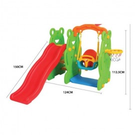 Centru De Joaca 3 In1 Broscuta - Edu Play imagine