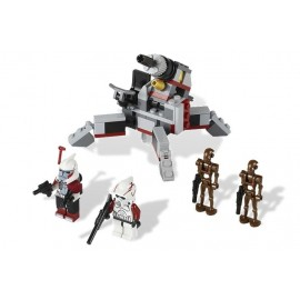 Lego Elite Clone Trooper & Commando Droid Battle P