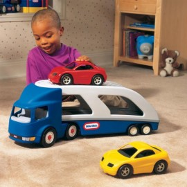 Camion cu rampa - Little Tikes