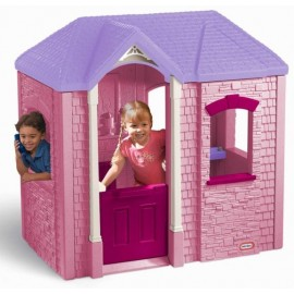 Casuta Pink Cambridge - Little Tikes