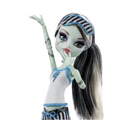 Papusa Frankie Stein - Monster High Dead Tired