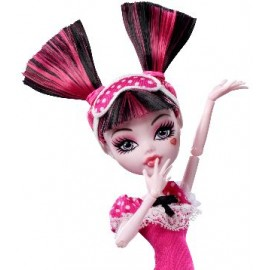 Papusa Draculaura - Monster High Dead Tired