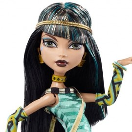 Papusa Cleo de Nile - Monster High