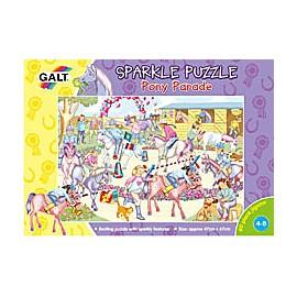 Puzzle Pony Parade - Parada poneilor