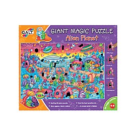 Magic Puzzle Alien Planet - Planeta extraterestrilor
