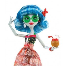 Ghoulia Yelps - Monster High la plaja