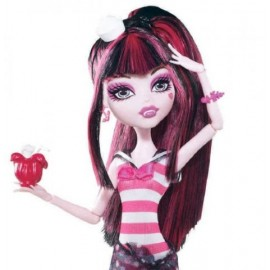 Draculaura - Monster High La Plaja