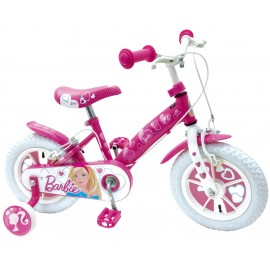 Stamp - Bicicleta Barbie 12""