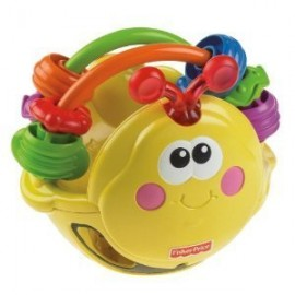 Mingea albina care chicoteste - Fisher Price