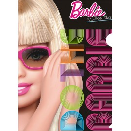 Mapa din plastic Barbie Fashionistas - BTS