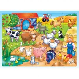 Cine e la ferma - Orchard Toys