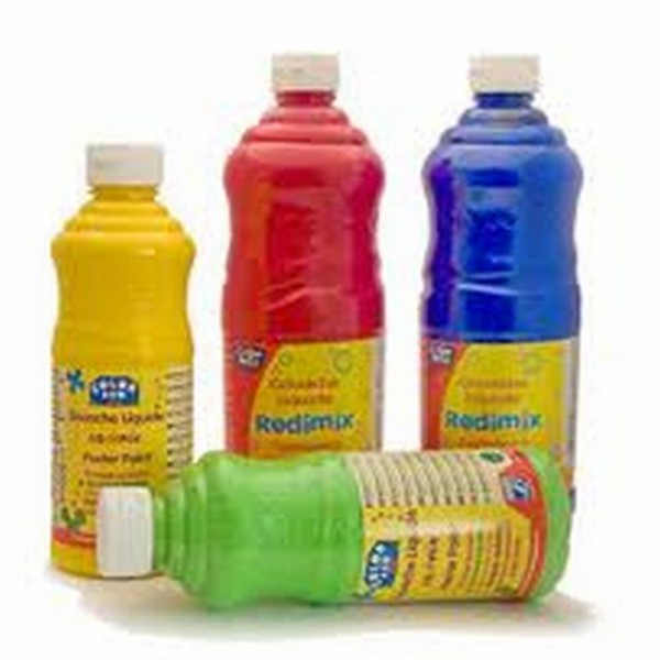 Tempera Redimix 1000ml