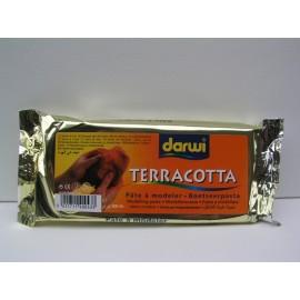 Pasta de modelat - Darwi Terracotta 500 g