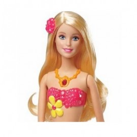 Barbie Sirene sclipitoare - Sirena blonda