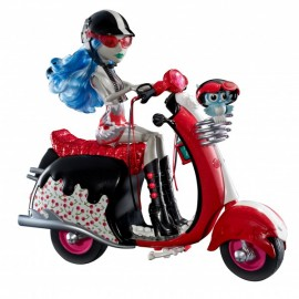 Scuterul Ghuoliei Yelps - Monster High