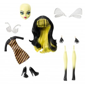 Creeaza O Insecta - Monster High