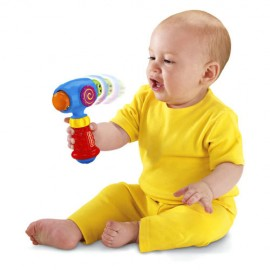 Ciocanul izbeste si chicoteste - Fisher Price