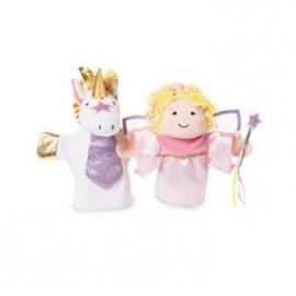 Papusi de mana - Zana si Unicornul