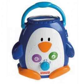 Pingiun Proiector Muzical - Accesoriu mobil alege un spectacol - Fisher Price