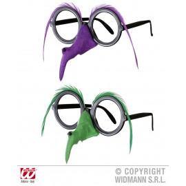 Ochelari Vrajitoare Mov si Verde
