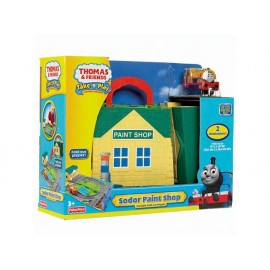 Thomas & Friends Magazinul de  vopsele Sodor - Fisher Price