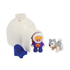 Set De Joaca Polar Iglu - Tolo First Friends imagine