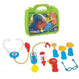 Set de accesorii Trusa medicala - Miniland